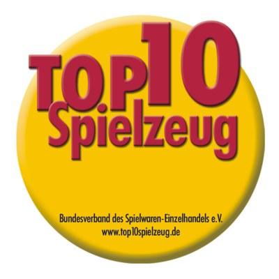 Bildergebnis für Top 10 Spielzeug logo