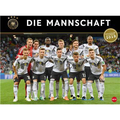 Heye - DFB Posterkalender 2020