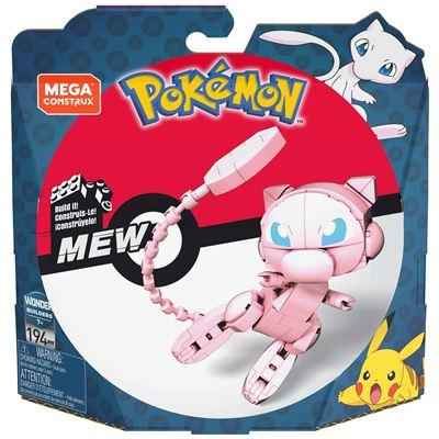 Mattel - Mega Construx Pokémon Medium Pokémon Mew