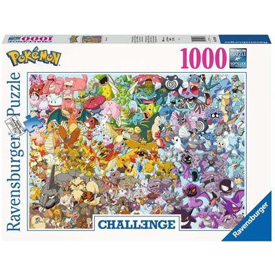 Ravensburger Spiel - Pokémon, 1000 Teile