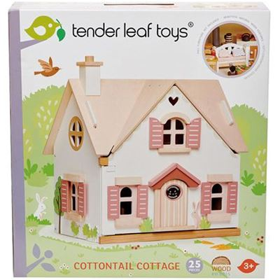 Tender leaf Toys - Puppenhaus Cottontail